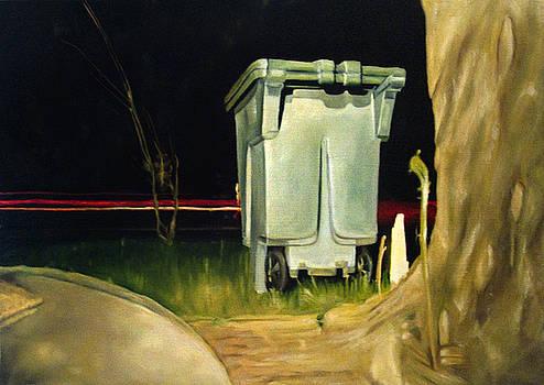 Front Yard can by Benjamin Roberts