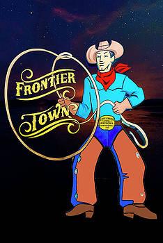Frontier Town by Paul Wear