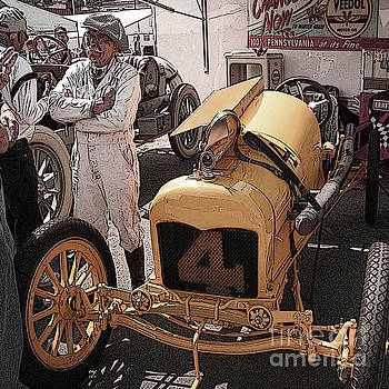 Fronty Ford 1915 by Curt Johnson