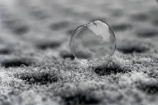 Frost Bubble by Richard Keer