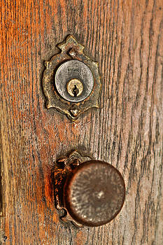 Jason Blalock - Frost Chapel Door Knob