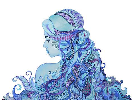 Frost Fairy by Tara Warburton-Schwaber
