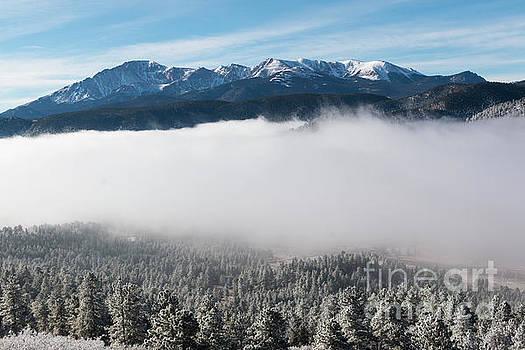 Steve Krull - Frosty Pikes Peak