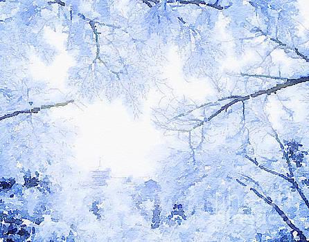 Rich Governali - Frosty Trees