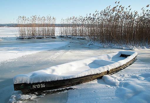 Ramunas Bruzas - Frozen Boat