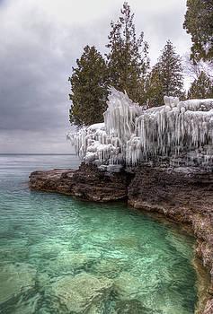 Frozen by Brad Bellisle