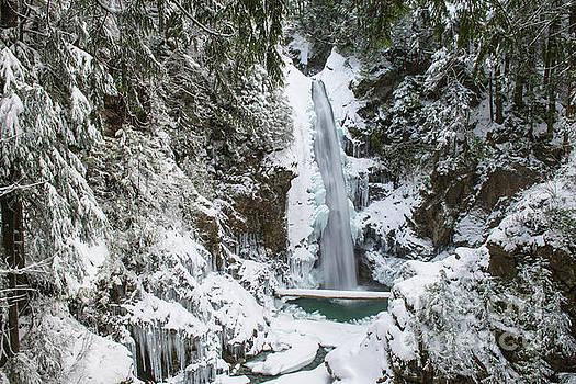 Rod Wiens - Frozen Cascade