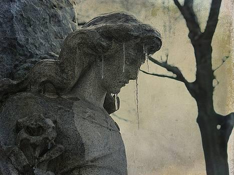 Gothicrow Images - Stone Angel Freeze Frame