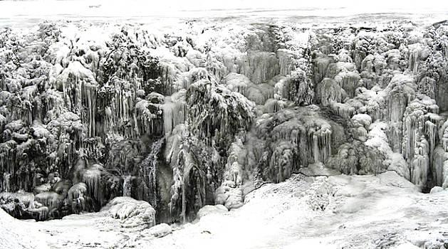 Frozen Falls by Amy Layton