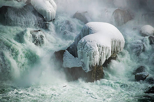 Frozen Falls by Tracy Munson