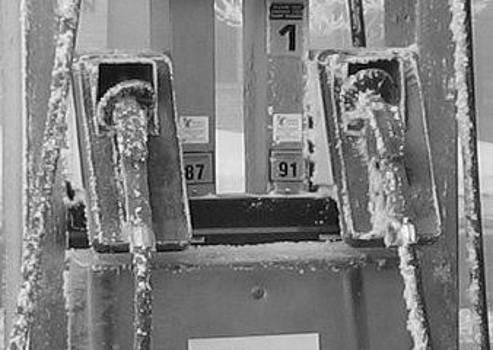 Frozen Pumps by Krista Barth