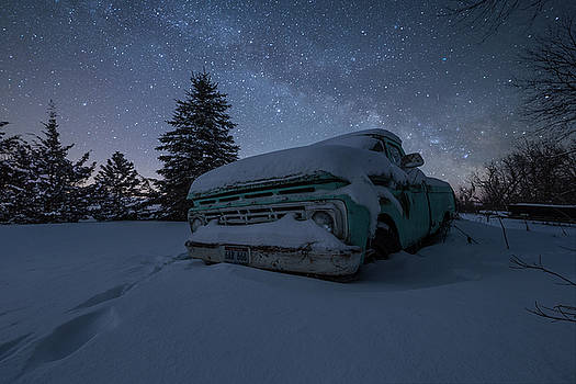 Frozen Rust  by Aaron J Groen