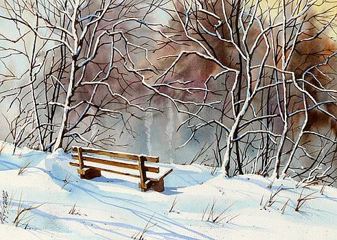 Frozen  View by Art Scholz