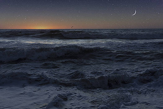 Frozen Twilight by Nicolas Artola