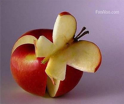 Fruit Art  by Chittaranjan Mahapatra