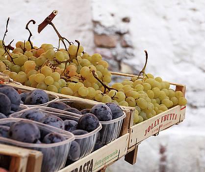 Fruit at Rialto Market by Kelly Lucero