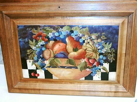 Fruit Bowl by Carolyn Sylvester