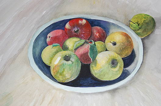 Fruit Bowl for Health by Janna Columbus