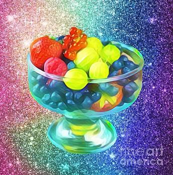 Fruit Bowl  by Gayle Price Thomas