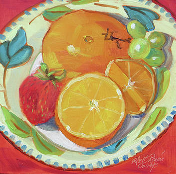 Fruit Bowl by Rhett Regina Owings