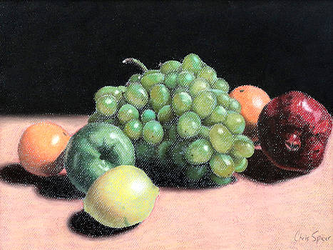Fruit by Christopher Spicer