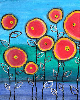 Abril Andrade Griffith - Fruit Flower