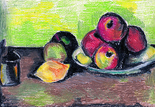Fruit by Laura Seed