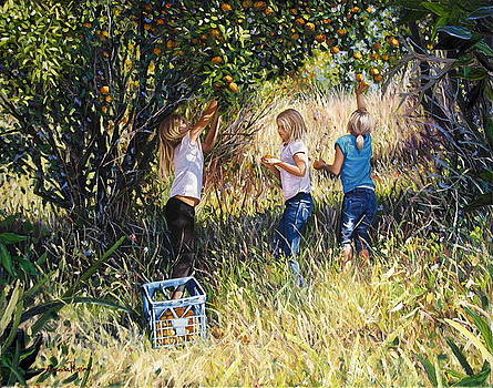 Fruit Pickin' by Amanda Russian