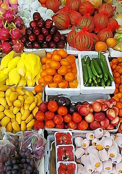Dennis Cox - Fruit Stand