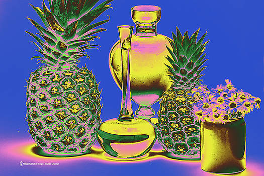 Fruit Still Life 1 by Michael Chatman