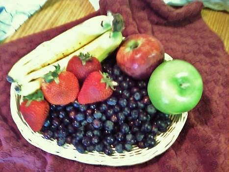 Jamey Balester - Fruit Still Life