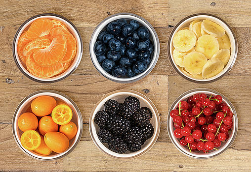 Fruit - the Healthy Choice by Steven Heap
