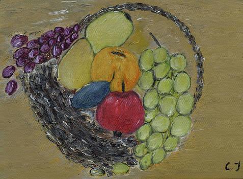 Fruitage by Iancau Crina