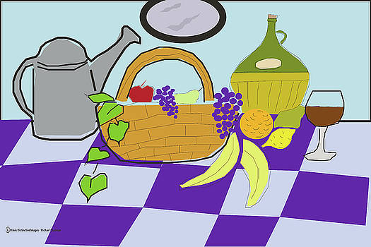 Fruitful Bounty by Michael Chatman