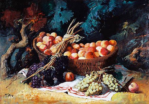 Fruits by Alim Adilov
