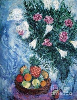 Marc Chagall - Fruits and Flowers
