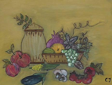 Fruits and Vegetables by Iancau Crina