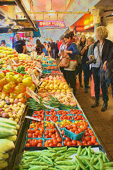 Nikolyn McDonald - Fruits and Vegetables - Pike Place Market