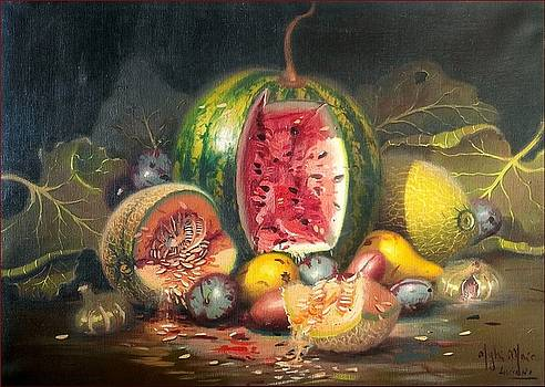 Fruits composition - Italy by Mario Ughi