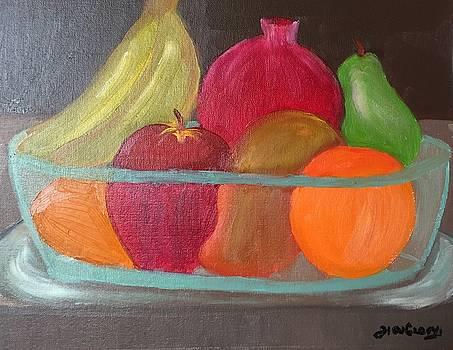 Fruits for a leaner longer life by Ramya Sundararajan