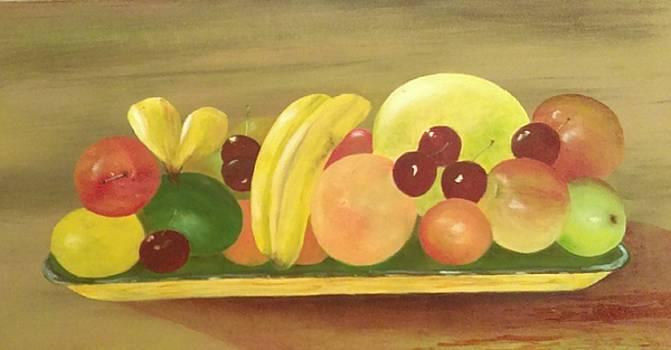 Ilona MONTEL - Fruits Galore