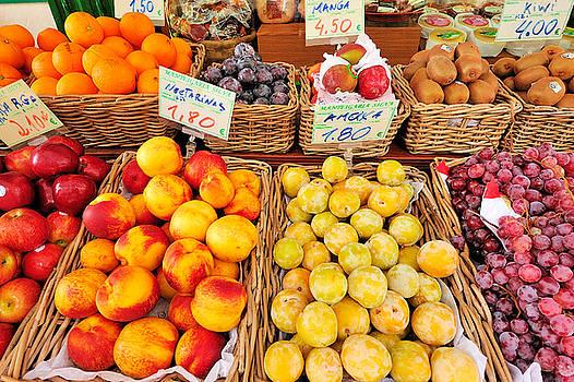 Fruits by Marwan Khoury