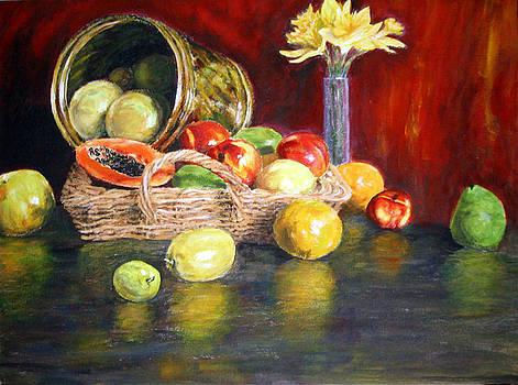 Fruits by Menq Tsai