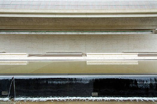 Ft Worth Kimbell by Ross Odom