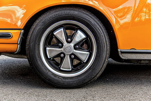 2bhappy4ever - Fuchs wheels on a Porsche 911