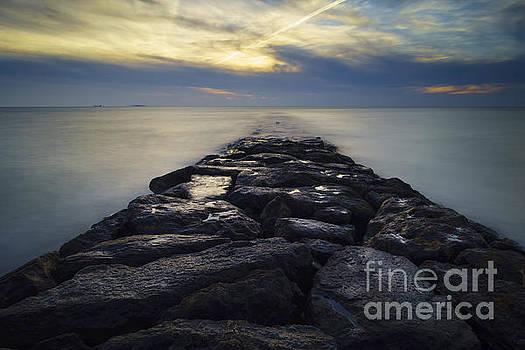 Fuentebravia Breakwater el Puerto de Santa Maria Cadiz Spain by Pablo Avanzini