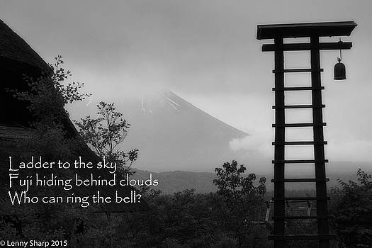 Leonard Sharp - Fuji Bell Haiku
