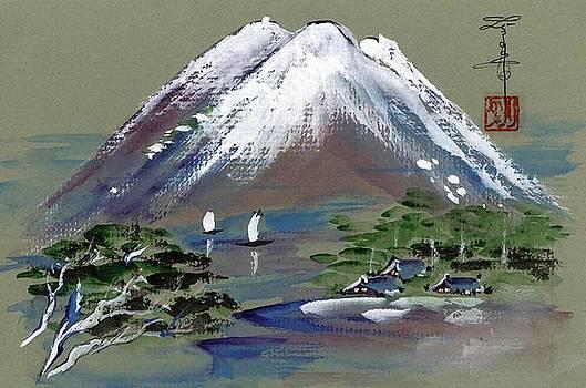 Fuji by Linda Smith