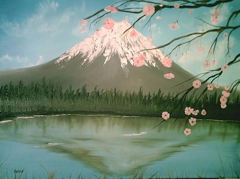 Fujiyama by Jim Saltis