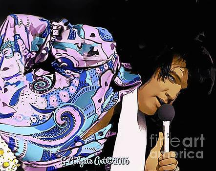 Full Color Elvis by Scott Ashgate
